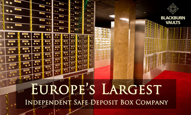 Safety Deposit Boxes Blackburn